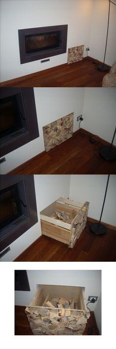 Cassetta per legna