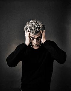 Peter Capaldi by Andy Gotts.