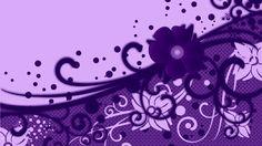 Darkened ... Purple Something