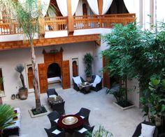 riad flam marrakech - come back! Beautiful Riad!