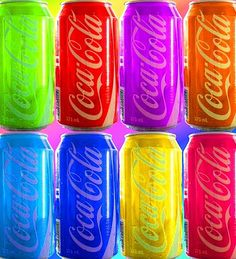 Renkli Coca Cola Kutularının Anlamı - Türkiyenın rengi koyu yeşilmiş hiç şaşırmadım :)