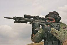 FN Scar 308.....breathtakinly beautiful isn't it!