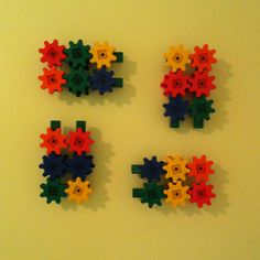 Gears Decoration I Made For Levis Wall From