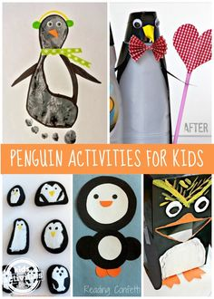 Look at these fun activities that your children can do to keep them busy and creative!