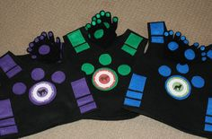 Wild Kratts Creature Power Suit Costume by OneThousandThoughts