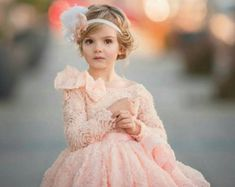 8b1e3a622767 20 Best blush pink girls dresses images | Girls dresses, Dresses of ...