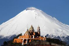 Cholula, Puebla, Mexico   Cholula – Puebla