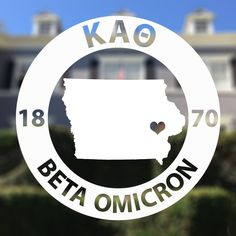 Sorority State Beecal - Kappa Alpha Theta