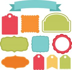 Tags and Backgrounds SVG cut files for scrapbooking tags svg files background svg files