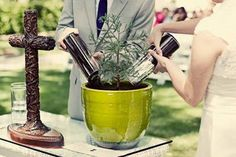 Tree Planting Ceremony as Part of Your Wedding | Reynolds Treasures