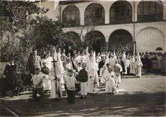 Colegio Santa Joaquina de Vedruna en calle Bustos Tavera, Sevilla.