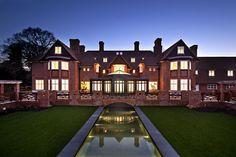 EN VENTA LA #CASA MÁS CARA DE #INGLATERRA: HAMPSTEAD HEAT HALL | #LuxuryEstate #Villasdelujo