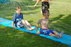 waterglijbaan spelletjes