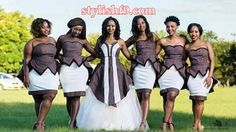 South African & Tswana Traditional Dresses 2019 • stylish f9