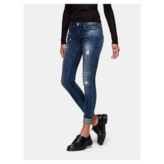 Jeans, Mid rise skinny - The Sting