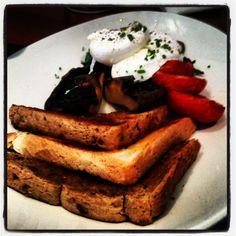 Veggie breakfast at Zazu's Kitchen #bristol