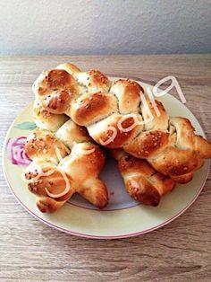 Slané pletienky • recept • bonvivani.sk French Toast, Breakfast, Food, Basket, Morning Coffee, Essen, Meals, Yemek, Eten