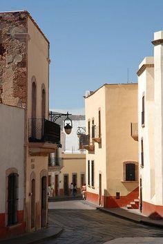 El lugar mas hermoso, la casa donde naci en Zacatecas, Mexico