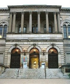 Carnegie Library of Pittsburgh -my favorite library of all time-saw the world there every weekend! It was a beautiful library and I loved routinely checking out books as a child.
