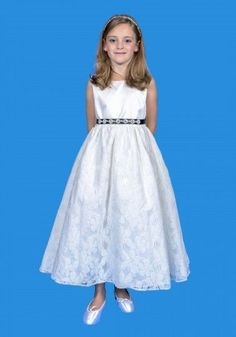 073e1737c0 Rosebud Fashions Flower Girl Dresses - Style 5124