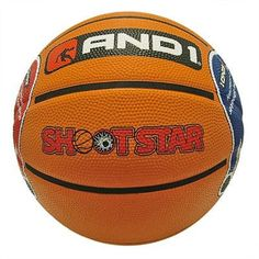 50 x And1 Shoot Star 8 Panel Training Basketballs rrp£17 (Amazon UK) Only £2.49 each. 250 in stock!!