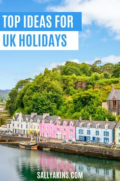 [Ad] If you're planning a holiday in the UK, then this selection of places to stay will give you some great inspiration for your vacation. From lighthouses on the coast to romantic island hideaways, you're sure to find the perfect idea for your next UK getaway! #travel #inspiration #UK #United Kingdom Travel Ideas, Travel Inspiration, Uk Holidays, Next Holiday, Scotland Travel, London Travel, Staycation, Next Uk, Hotel Reviews