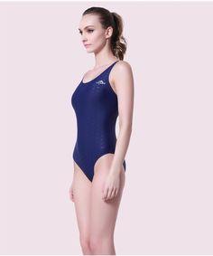 Sbart sharkskin swimsuit athletic swimwear one piece swimsuits ...
