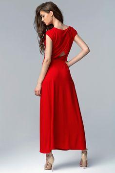 Venda Nife / 28803 / Vestidos e macacões / Vestido comprido Vermelho