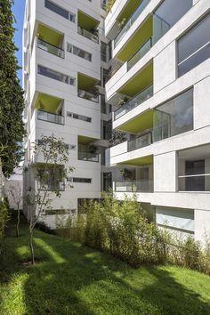 PERMEABLE LIVING Building,© Sebastian Crespo