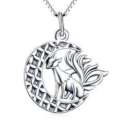 Angel caller 925 Sterling Silver Fox Moon Pendant Necklac... https://www.amazon.com/dp/B01JLCL6I2/ref=cm_sw_r_pi_dp_x_PUcJyb5GDZVYE
