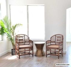 Decorative Rattan Roundup - http://www.dedecoration.com/interior-home-design/decorative-rattan-roundup-2.html