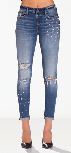 PEARL JEAN by Driftwood in Denim – Today's Fashion Item