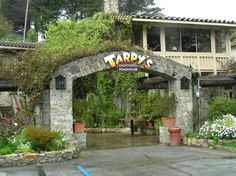 Tarpy's Roadhouse in Monterey, CA...  about 7 miles from Monterey Aquarium and well worth the drive