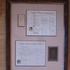 Family History Becomes a Family Heirloom