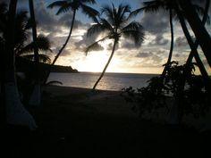 Tortola, British Virgin Islands.  I need to go back there!