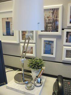 35 Popular Desk Lamps Design Ideas For Your Home Office Decor Decor, Home Office Decor, Lamp, Cubicle Decor Office, Office Organization, Inspiration, Office Organization At Work, Office Cubicle, Office Design