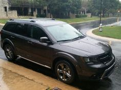 Wouldn't you love to have a brand new 2016 Dodge Journey Crossroad Plus parked outside your house? Here at Central Florida Chrysler Jeep Dodge we can make that happen. Come visit us, We are located on John Young Parkway & Sandlake Road in Orlando. We have every color, every option, in stock everyday. You wont get it anywhere else.