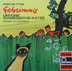 Enid Blyton - Geheimnis Um Eine Siamesische Katze
