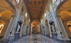 Basilica Papale - SAN GIOVANNI IN LATERANO - Saint Jean de Latran, Rome, Italie.