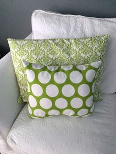 DIY pillow form by Sew Many Ways