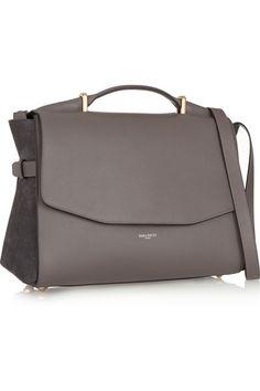Nina Riccigray satchel