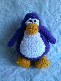 Ravelry: Club Penguin pattern by Melissa Trenado