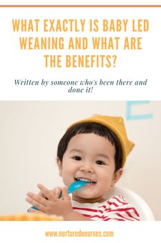 Is baby led weaning right for your child? What are the pros and cons? Read this to find out what the professionals are saying - written by someone who's done it. #babyledweaning #kids #blw Weaning Toddler, Baby Led Weaning, Lactation Recipes, Lactation Cookies, Natural Parenting, Homemade Baby Foods, Attachment Parenting, Babies First Year, Everything Baby