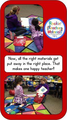 Rockin' Teacher Materials: Classroom Organization Made Easy!