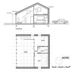 Nice Plan Maison Open Source that you must know, You?re in good company if you?re looking for Plan Maison Open Source Mini House Plans, Low Cost House Plans, Barn Style House Plans, Beach House Plans, Vintage House Plans, House Layout Plans, Small House Plans, House Layouts, House Floor Plans