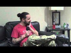 Jonathan Davis Korn Interview 2013