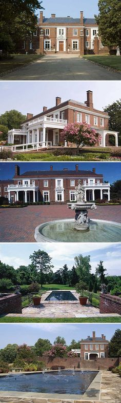 Oxon Hill Manor again, Rissy I've been here for a wedding at the  sunset and views of the river were breathtaking