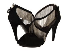 Just So Pretty: Shoe Of The Week - Roberto Cavalli Chain Shoes