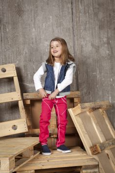 boutique girls clothing | pink jeans for baby girls and toddler girls
