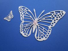 On sale : 3D gedetaileerde papieren vlinders als door SierGoed